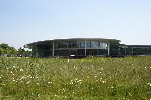 McLaren Technology Centre 012