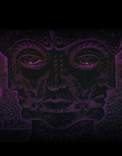 10000 days ( Alex Grey painting for Tool album cover ) - a