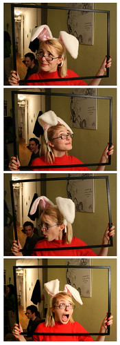 Fauxtobooth: Danielle Rabbit