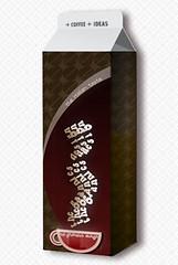 COFFEE MILK (The Grannies Design) Tags: red italy brown hot art cup coffee print logo design milk flyer italian italia flavor arte graphic box smoke cream style card taste portfolio latte ideas rosso tazzina stile crema vector gusto idee grafica caffe marrone grannies italiano aroma logotype fumo caldo sapore kanel cartone tgd stampa vettoriale chicchi thegranniesdesign