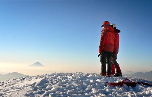 woah.... Fuji...