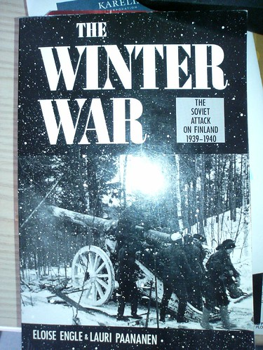 Recommended Book: The Winter War