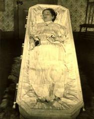 In Repose (~ Lone Wadi ~) Tags: death funeral wake coffin casket postmortem deceased retro unknown corpse dead