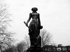 Trijn van Leemput (Martijn W) Tags: bw holland netherlands blackwhite utrecht holanda paysbas pases niederlande  paesi bajos  bassi     trijnvanleemput mwelgraven