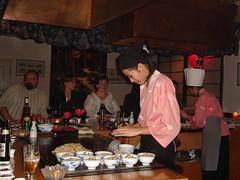Kimi (..AikiDude..) Tags: norway dinner stavanger december 2006 seminar mikado aikido teppanyaki christmasdinner
