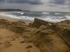 Burrasca (Stranju) Tags: sardegna nuvole mare pioggia arbus temporale scogli costaverde stranju pistis