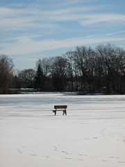 Bench on Ice 12-10-06 (deu49097) Tags: winter ice bench