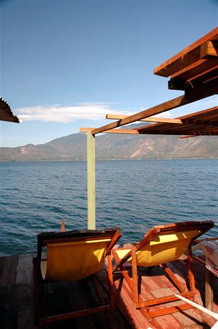 El Salvador Lake Coatepeque