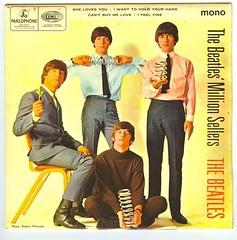 The Beatles' Million Sellers EP