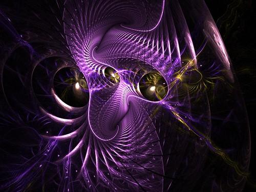 algebraic objects fractals