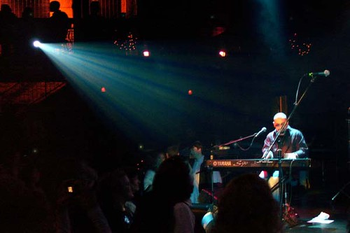 The spotlight on Little Memphis. acnatta/Flickr