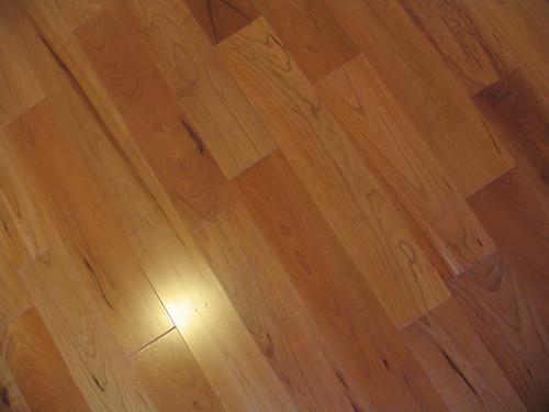 Real Hardwood Flooring