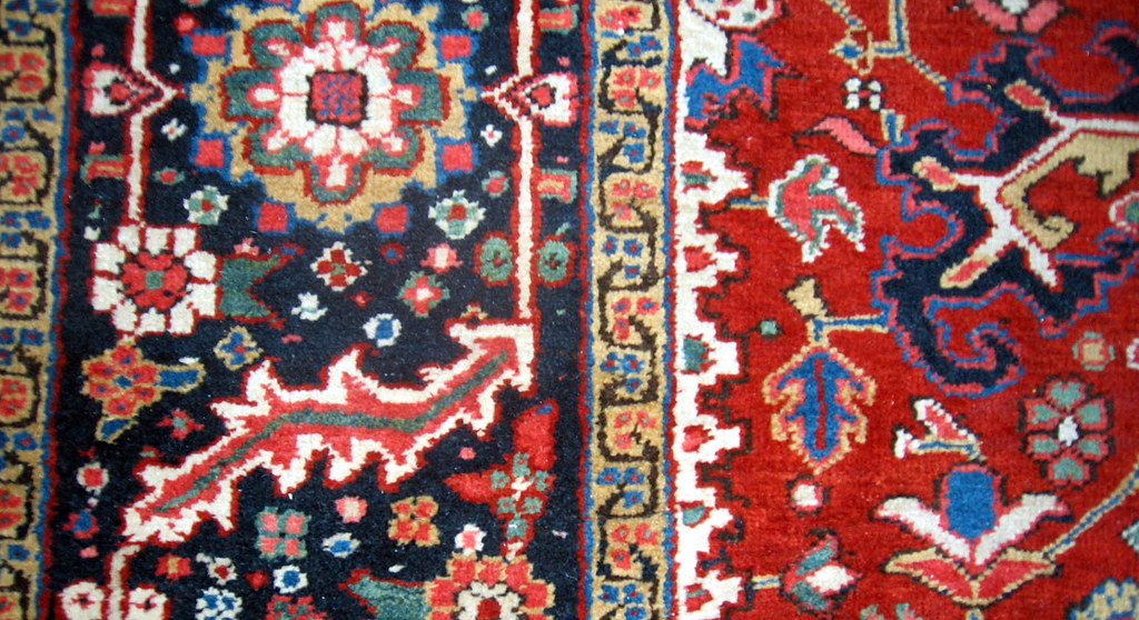 Hariz oriental rug