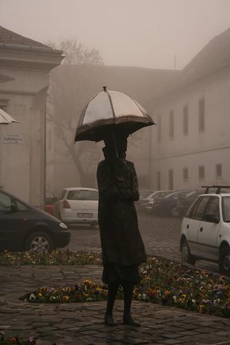 Umbrella Ladies