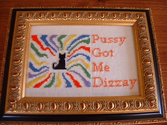 Dizzay (benjibot) Tags: crossstitch crafts