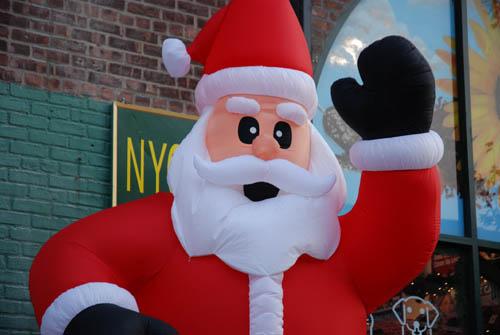 Bedford Santa