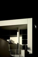 shades of white - white roma rome italy black italia contrast sky shades meier blacksky viadiripetta