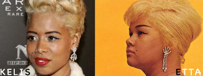 Kelis and Etta James
