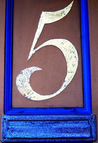 Lucky number 5
