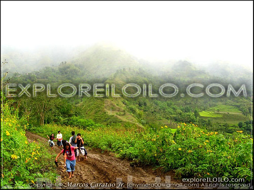 A challenging trek from Sitio Camandag to Sitio Tabionan