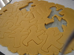 Ampelmann gingerbread