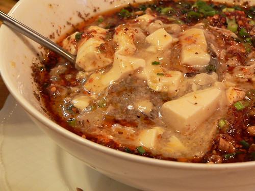 肉絲豆腐 その2