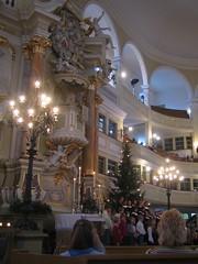 Heiligabend zur Christmette