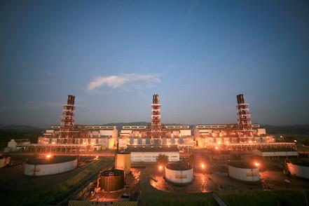 Bauang Diesel Plant