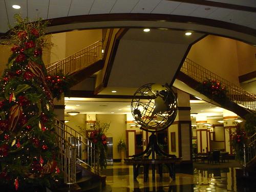 Harding University Main Lobby