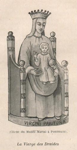 La Vierge des Druides