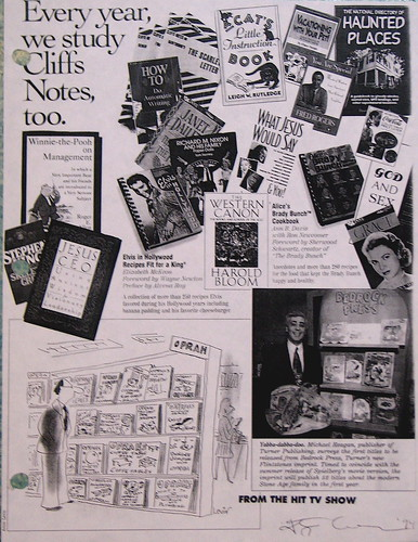 Collage on the State of Publishing, 1994