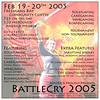 Teaser for BattleCry 2005