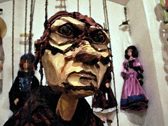 Czech Marionette Puppet (** Gudenius **) Tags: republic czech prague puppet marionette