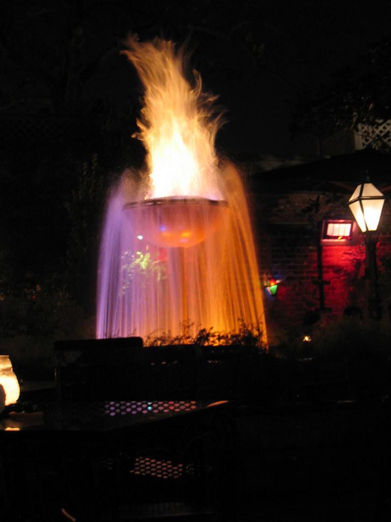 Fontaine du Pat O'Brien's