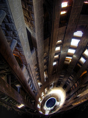 Inside the tower - by J.Salmoral