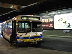 "city bus at lonsdale quay • <a style=""font-size:0.8em;"" href=""http://www.flickr.com/photos/70272381@N00/345004424/"" target=""_blank"">View on Flickr</a>"