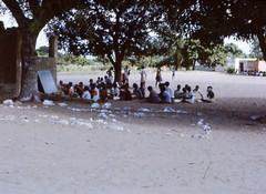 Klassenzimmer einer Landschule