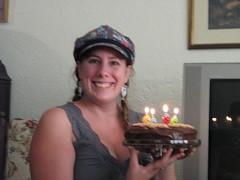 smiley cake smiley sash