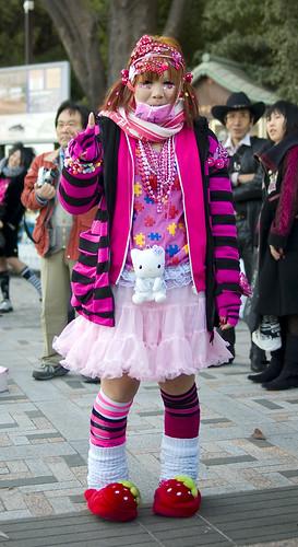 Japanese Fashion - Decora by Adrian.N.