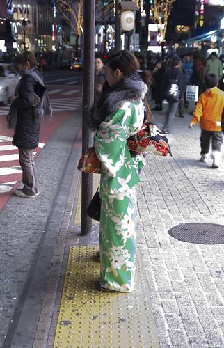Japanese Fashion - Kimono by Adrian.N.