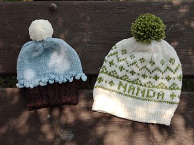 Nephews hats