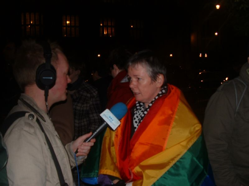 Interviewed by Gaydar Radio