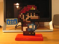 Mario por delante