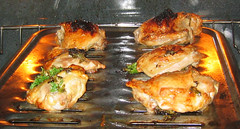 Chicken Broiling