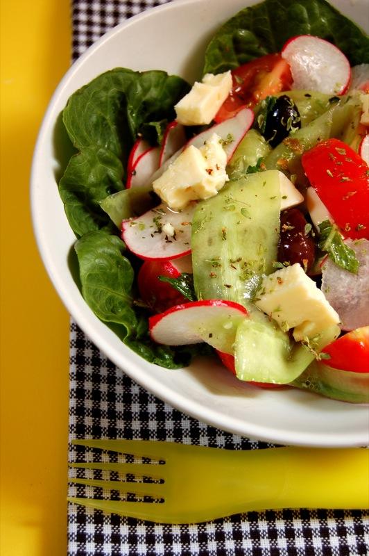 Mediterranean Salad© by haalo
