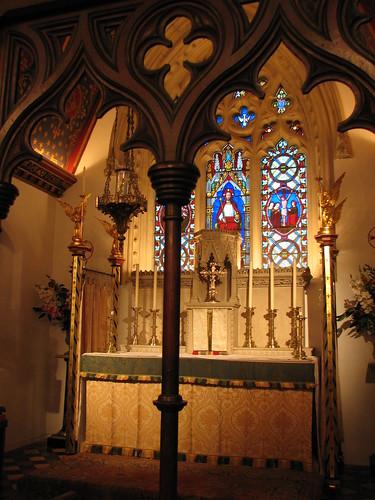 St Birinus' Altar