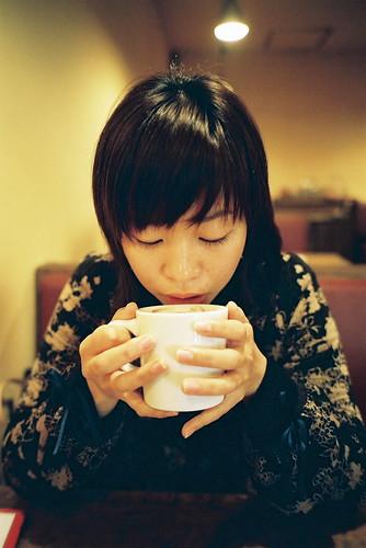 hot drink