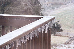 JC Ice Storm 2007