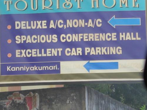 Excellent car parking