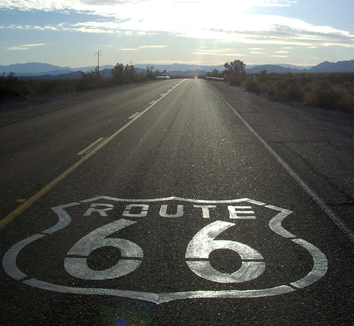 Old Route 66 by Swiv.